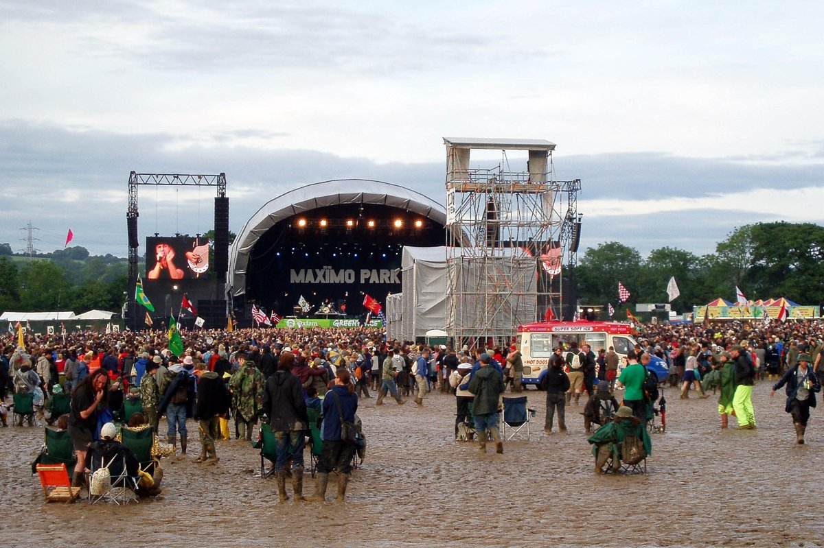 Glastonbury 2007