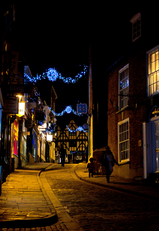 Colin Brown Steep Hill Lincoln After