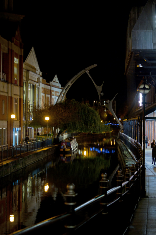 Colin Brown Waterside Lincoln Before