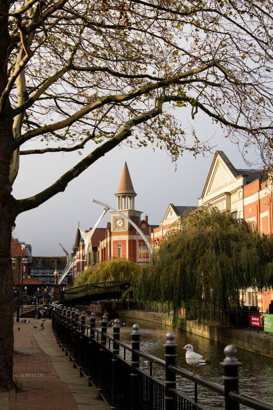 Colin Brown Waterside Lincoln After