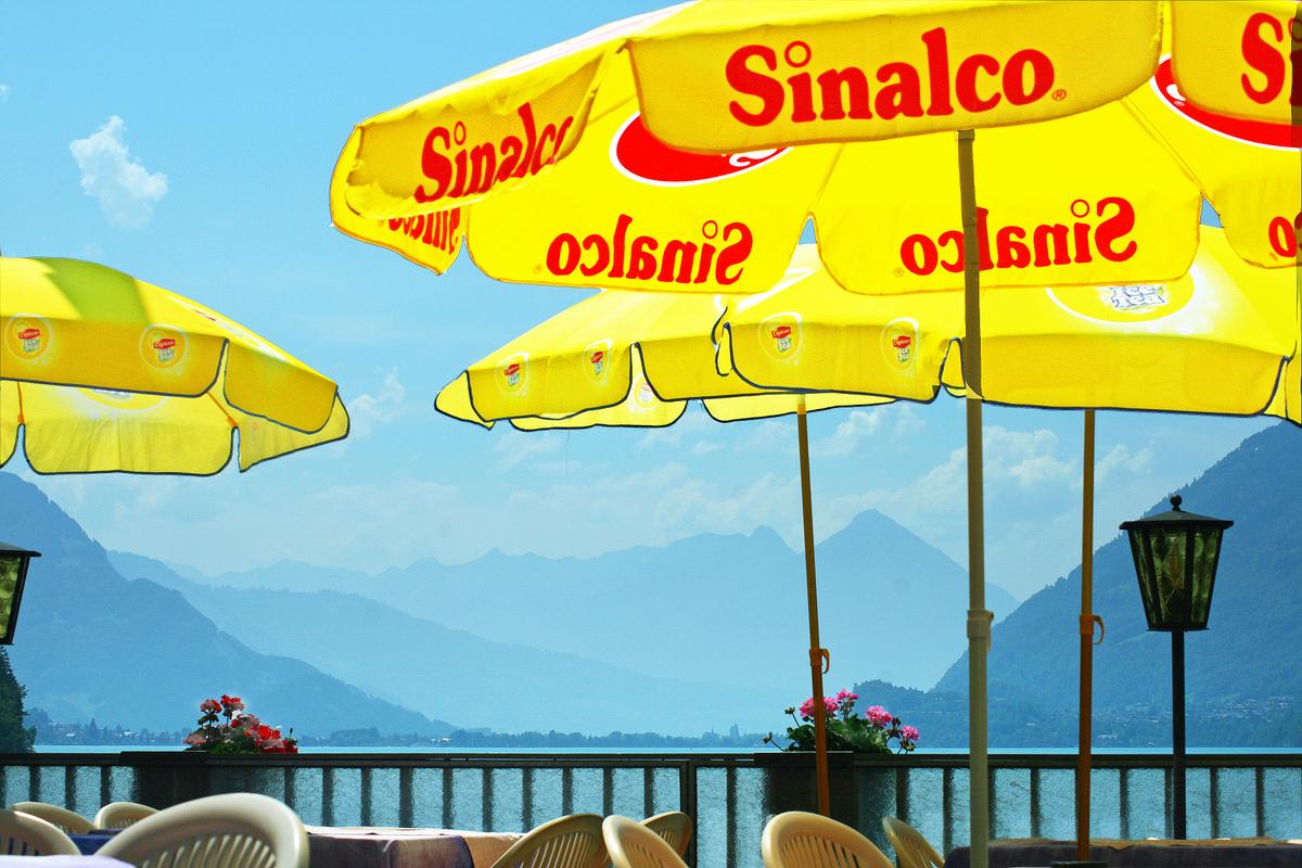 Jeremy Lacey - Sunshades, Switzerland