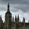 Kings College Sky Cambridge