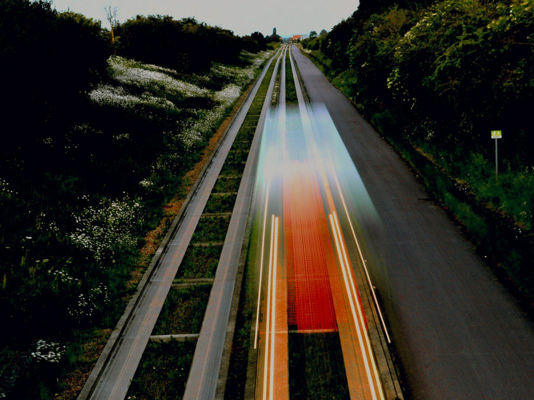 Warp speed busway by keith Tedstone f20 1 second 400iso.jpg