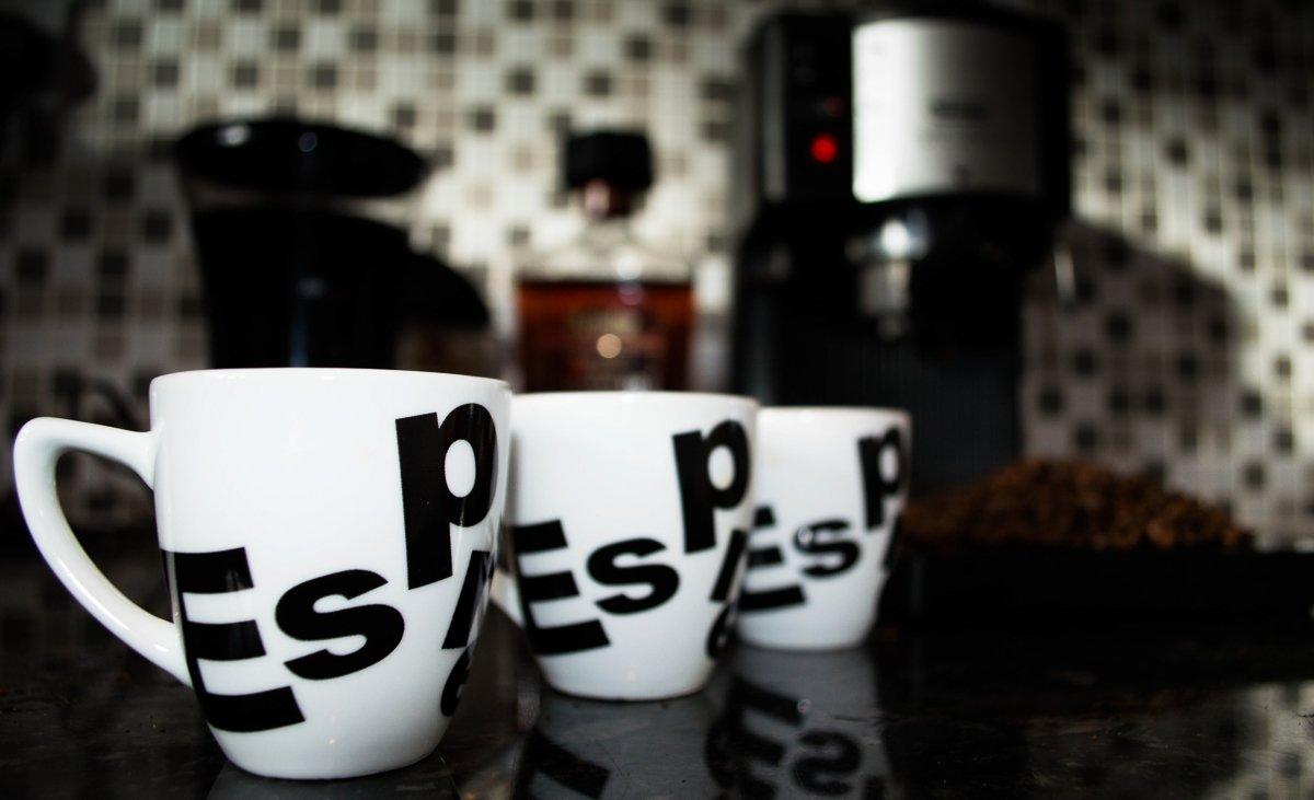 The Three Espressos