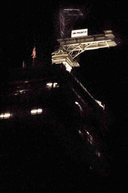 night-crane